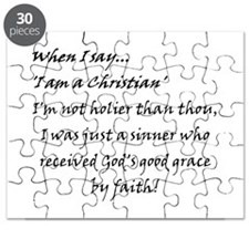 Sinner with Faith Puzzle