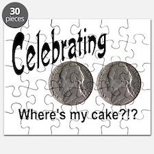 55 Cake?!?!? Puzzle