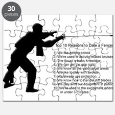 Fencing Style 7 Puzzle