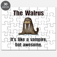 Walrus Vampire Puzzle