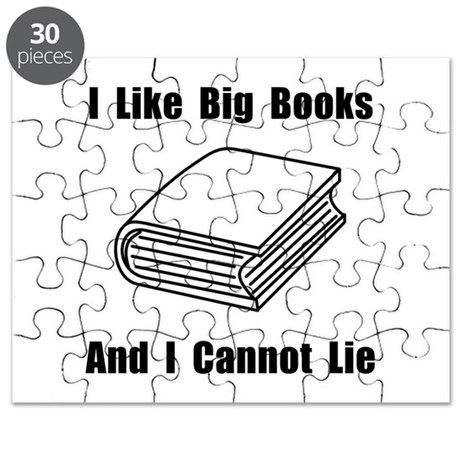 I Like Big Books Puzzle