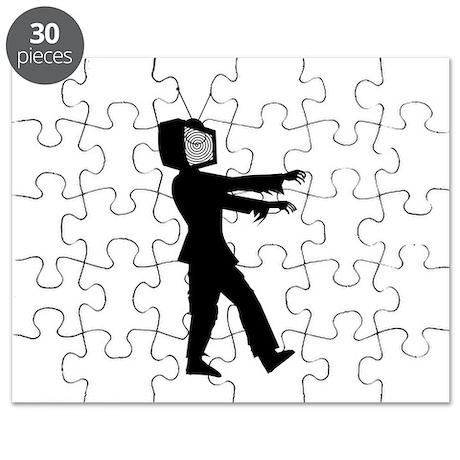 TV Zombie Puzzle