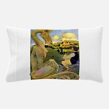 LAST DRAGON Pillow Case