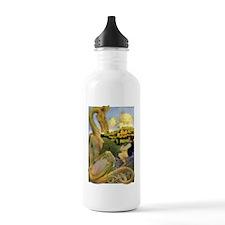 LAST DRAGON Water Bottle