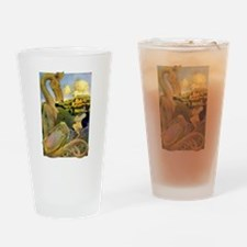 LAST DRAGON Drinking Glass