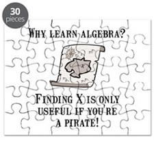 Algebra Pirate Puzzle