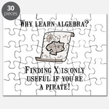 Algebra Pirate Puzzle