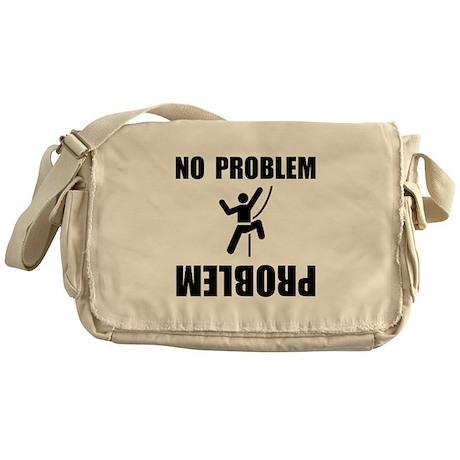 Climbing Problem Messenger Bag