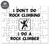 Rock climbing Puzzles