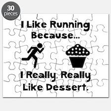 Running Dessert Puzzle