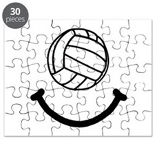 Volleyball Smile Puzzle