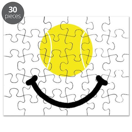 Tennis Smile Puzzle