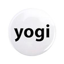 "Yogi 3.5"" Button (100 pack)"