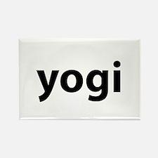 Yogi Rectangle Magnet (100 pack)