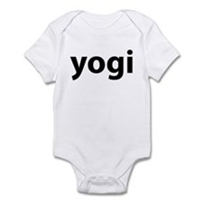 Yogi Infant Bodysuit