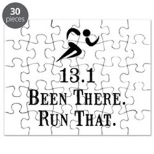 13.1 Been There Run That Puzzle