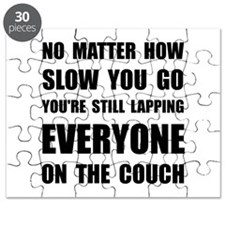 Lapping The Couch Puzzle