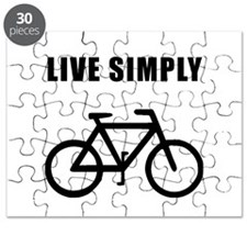 Live Simply Bike Puzzle