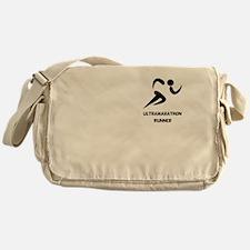 Ultramarathon Runner Messenger Bag