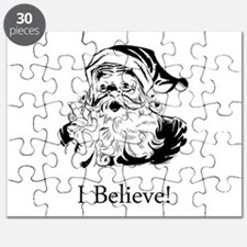 Santa I Believe Puzzle