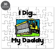 Dig Daddy Puzzle