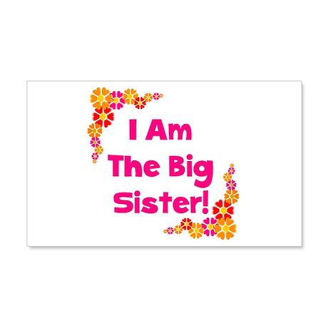 Big Sister 22x14 Wall Peel