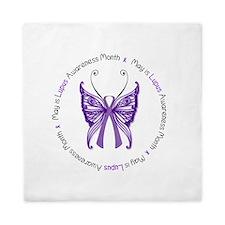 May is Lupus Awareness Month! Queen Duvet