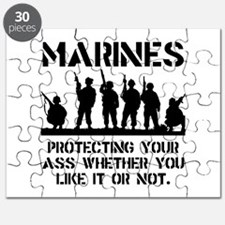 Marines Protect Puzzle