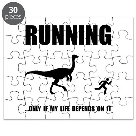 Hate Running Puzzle