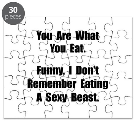 Sexy Beast Puzzle