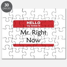 Mr Right Now Puzzle