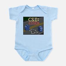 CSI: Essen Infant Creeper