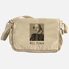 Will Power Messenger Bag