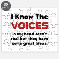 Voices In Head Puzzle