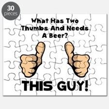 This Guy Beer Puzzle