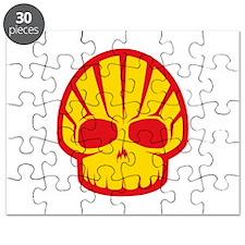 Shell Skull Puzzle