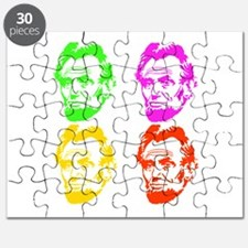 Lincoln Warhol Puzzle