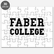 Faber College Puzzle