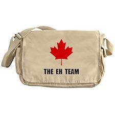 Canada The Eh Team Messenger Bag