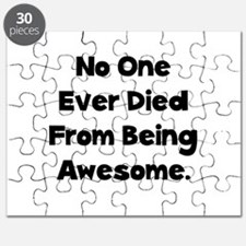 Being Awesome Puzzle