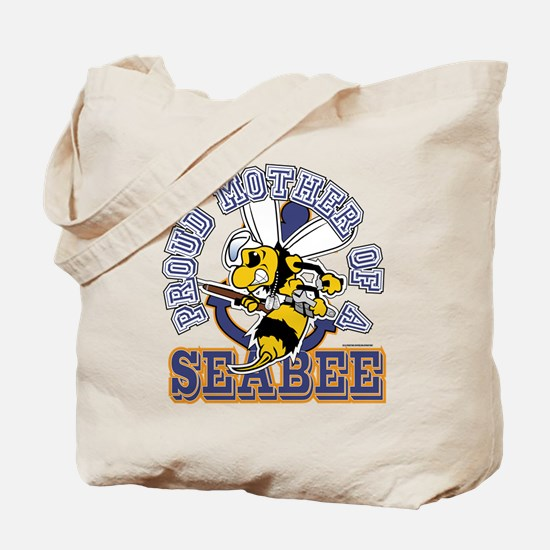 SeaBee Mother t-shirt Tote Bag