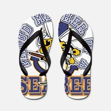 SeaBee Mother t-shirt Flip Flops