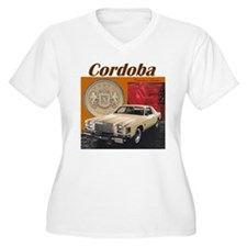 1978 Chrysler Cordoba Design T-Shirt