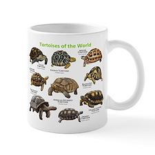 Tortoises of the World Small Mug