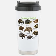 Tortoises of the World Thermos Mug