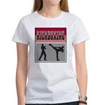 Kick boxing Women's T-Shirt