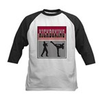 Kick boxing Kids Baseball Jersey