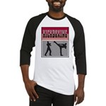 Kick boxing Baseball Jersey