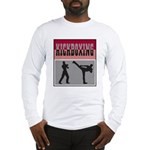 Kick boxing Long Sleeve T-Shirt