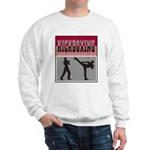 Kick boxing Sweatshirt